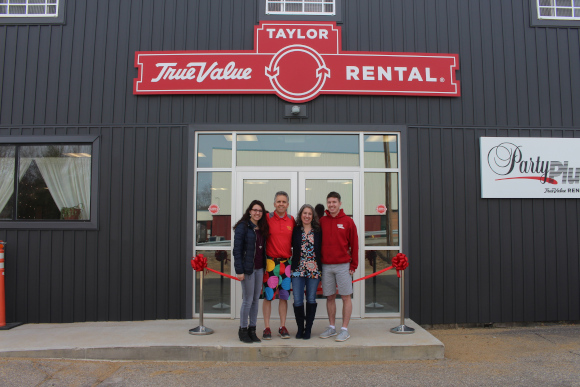 About Taylor True Value Rental