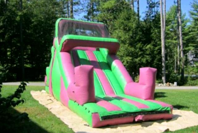Where to find Inflatable Slide in Concord