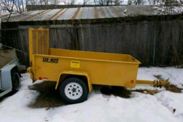 Where to find Trailer  Yellow in Concord