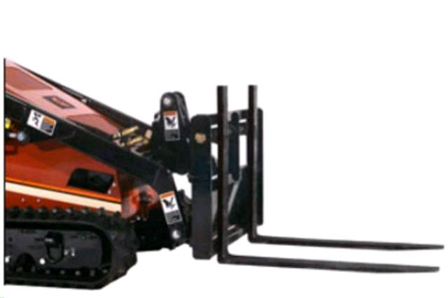 Where to find FORKS ATTACHMENT FOR MINI Skid Steer in Concord