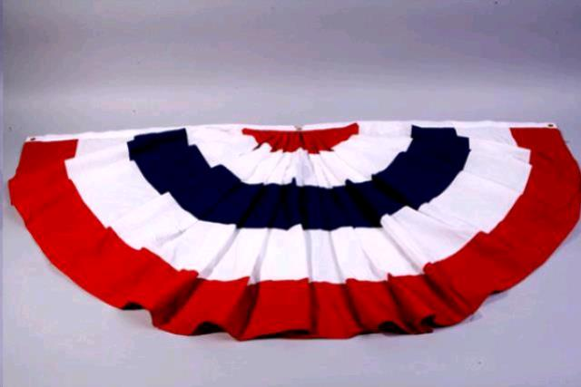Where to find BUNTING  1 2 FAN EACH in Concord