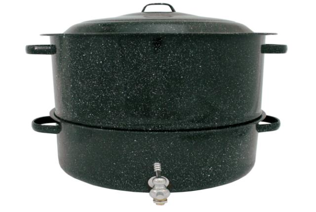 Where to find Clam Steamer  19 qt in Concord