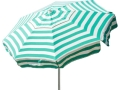 Rental store for Patio Umbrella Green   White in Concord NH