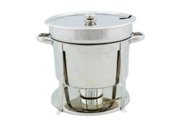 Where to find Soup Warmer  Sterno 8 qt in Concord