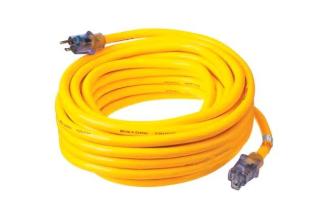 Where to find CORD-EXT 75  12 3  YELLOW in Concord