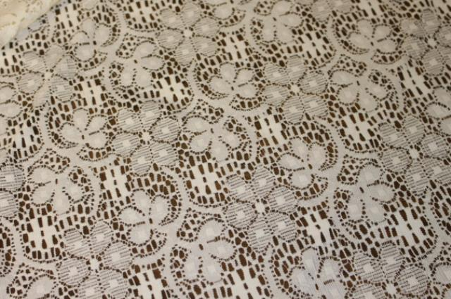 Where to find Linen - 90  Round  Ivory Lace in Concord