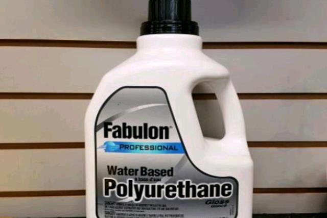 Where to find Waterbase Gloss Polyurethane  Gallon in Concord
