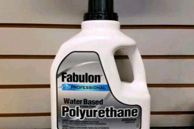 Where to find Waterbase Satin Polyurethane  Gallon in Concord