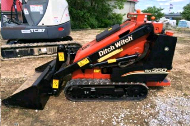 Where to find DITCH WITCH MINI SKID STEER in Concord