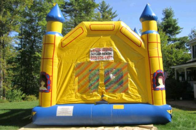 Where to find Inflatable - 15x15 Castle in Concord