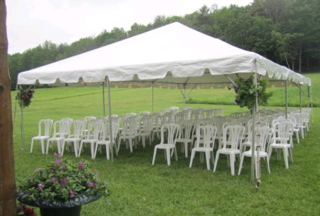 Where to find 20x30 Frame Tent - White in Concord