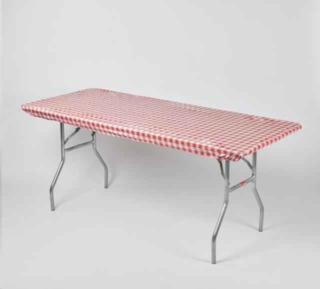 Where to find KWIK COVERS 30X96L RED WHITE in Concord
