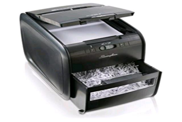 Where to find Paper Shredder 9 in Concord