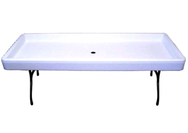 Where to find Ice Table - 24x48 in Concord