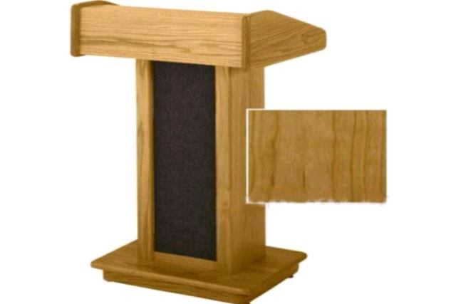 Where to find Lectern - Oak  Mic in Concord