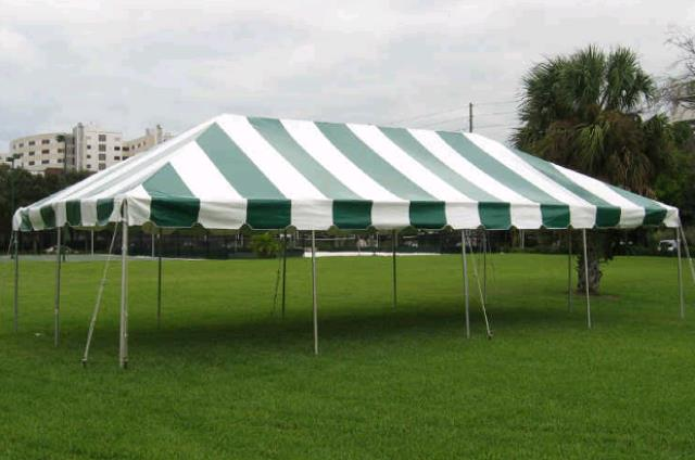 20x40 Frame Tent Exp Grn Wht Rentals Concord Nh Where To