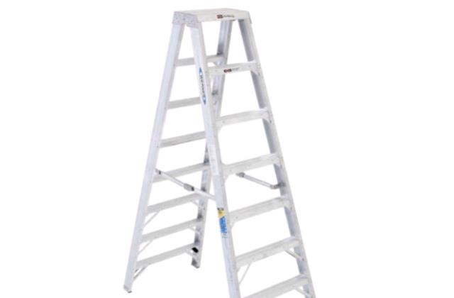 Where to find LADDER 8  STEP ALUMINUM in Concord
