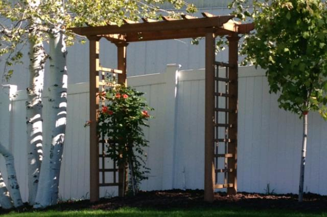 Where to find Carolina Rustic Archway in Concord