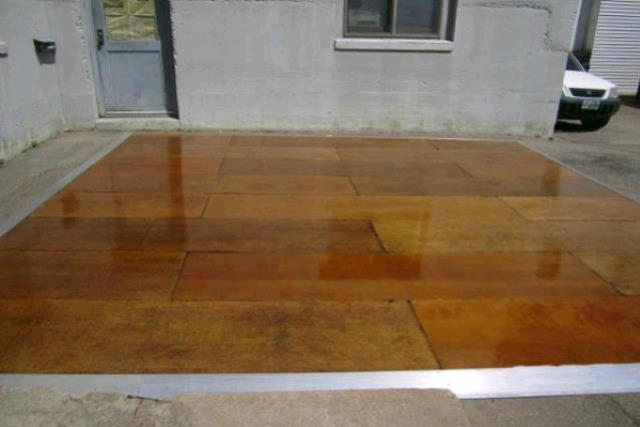 Where to find Light Oak Rustic Dance Floor in Concord