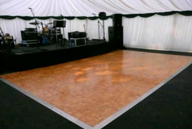 Where to find Indoor Oak Parquet Dance Floor in Concord
