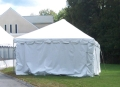 Used Equipment Sales Tent Side Navi White 8x15 in Concord NH